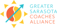 Greater Sarasota Coaches Sticky Logo