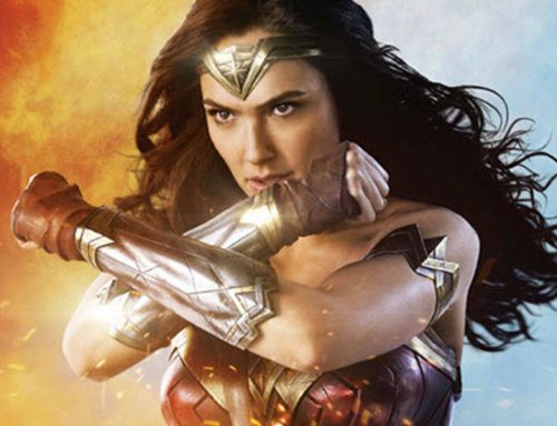 The Wonder Woman Archetype